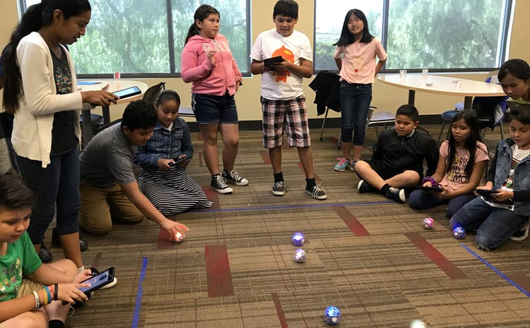 TGR Foundation provides week long STEAM learning for 5th graders - article thumnail image
